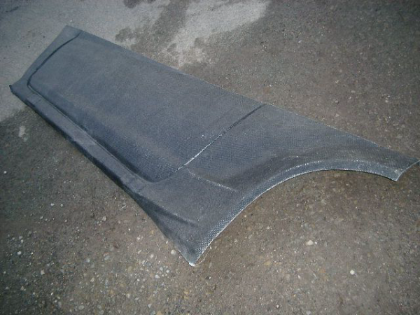 Fiesta R5 Test Side Protector L/H